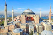 Hagia Sophia dirubah Jadi Mesjid, Presiden Yunani Kecam Erdogan