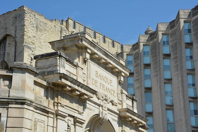 Avignon banque de France