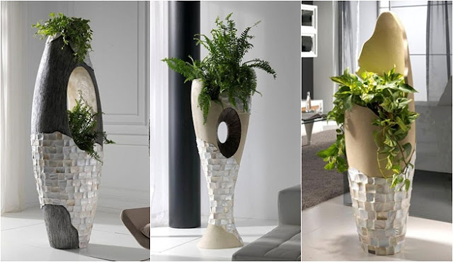 Decorations With Vases 1