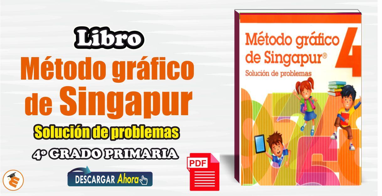 libro método gráfico de singapur 4 grado pdf