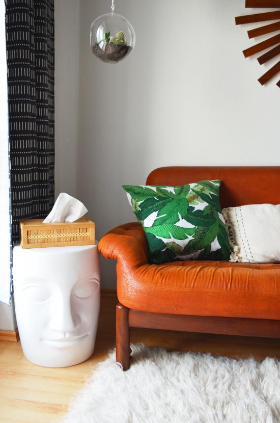 make it boho change of season. Black Bedroom Furniture Sets. Home Design Ideas