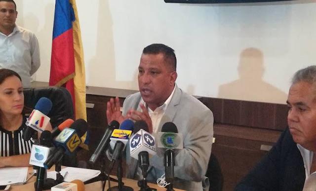 Alfredo Díaz: No hay un bolívar en cuentas bancarias de Gobernación de Nueva Esparta