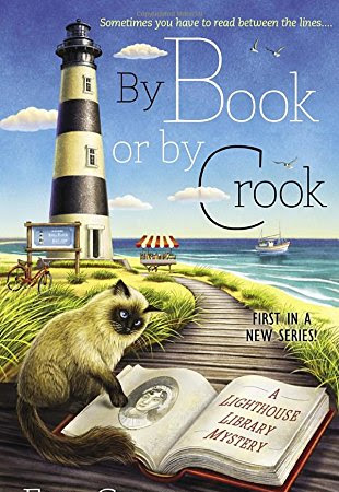 Book Review | By Book or by Crook by Eva Gates