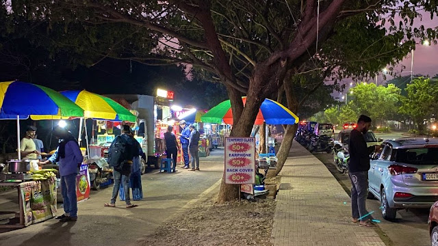 Street Food in Patia, Bhubaneswar near infocity