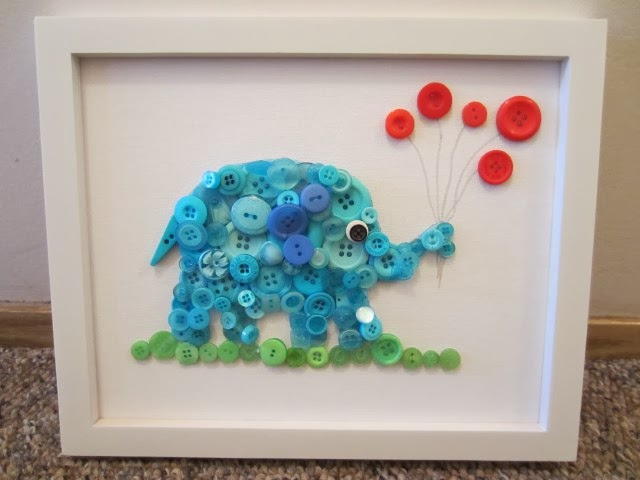 Crafts and Free Patterns: DIY Button Projects