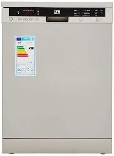 IFB 12 Place Settings Fully Electronic Dishwasher (Neptune VX)
