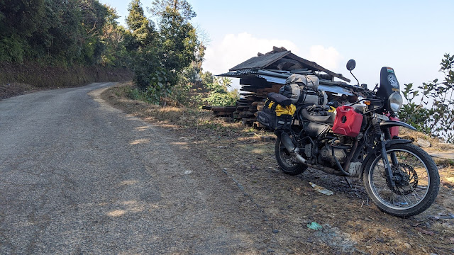 Nepal Expedition  A Adventures Motorcycle Journey  | Explore India Series