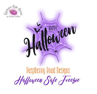 Halloween Freebie & Sale