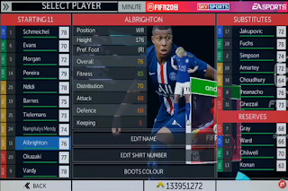 Anda jangan lupa untuk Unduh juga file  FTS Mod FIFA 20 Update Transfer Volta Football V6.0