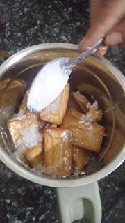Biscuit Cake Recipe