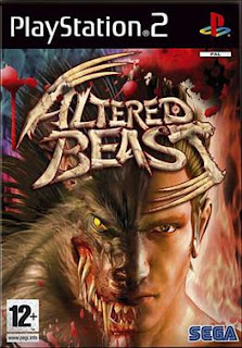 Altered Beast PS2 ISO