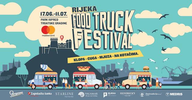 Food Truck Festival u Rijeci
