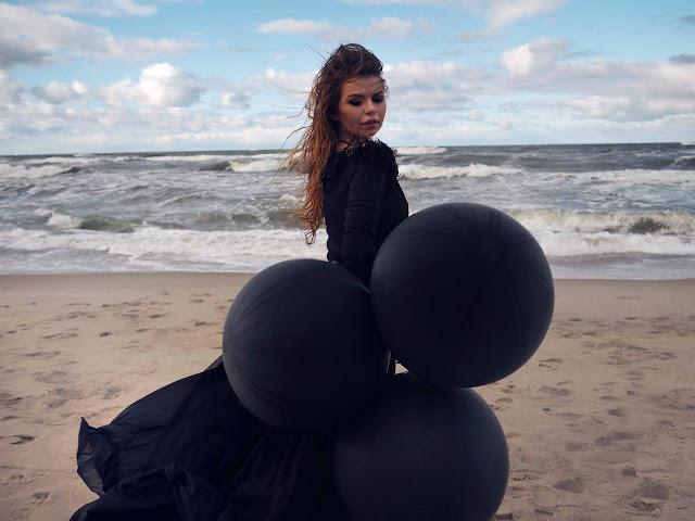 фотосессия на берегу балтийского моря калининград