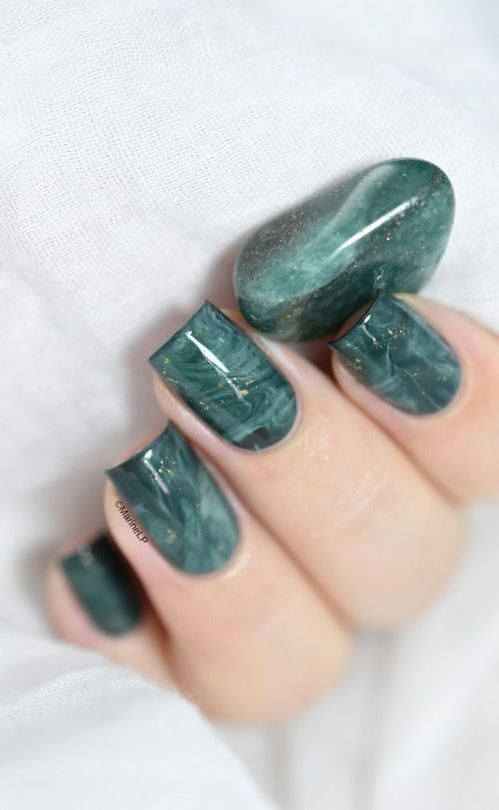 beauty color for nails art