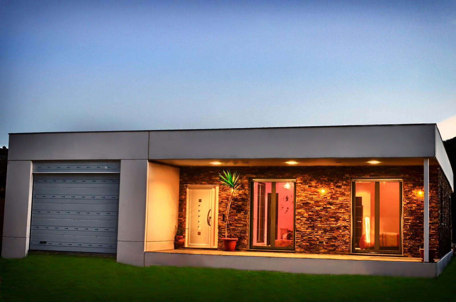 Casas de madera prefabricadas casas prefabricadas de for Casas prefabricadas modernas