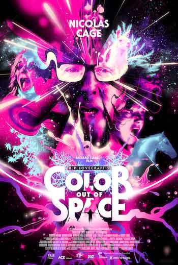 Color Out of Space 2020 720p 950MB WEB-DL Dual Audio