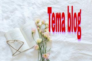 Tema blog yang disukai, tantangan bper