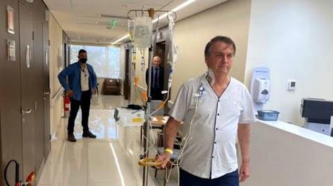 Hospitalciata de Bolsonaro quase deu certo, se não fosse Fundão de R$ 5,7 bi para atrapalhar