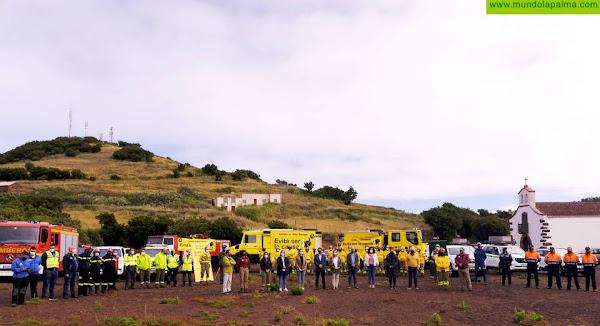 El Cabildo presenta una campaña contra incendios histórica con mayor duración y más personal