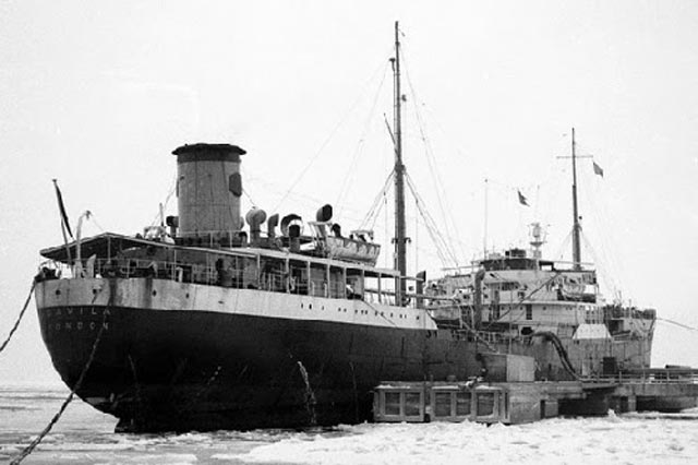 British tanker Davila, 20 March 1942 worldwartwo.filminspector.com