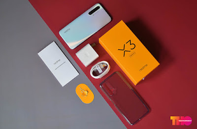 Realme X3 SuperZoom Unboxing Hands On