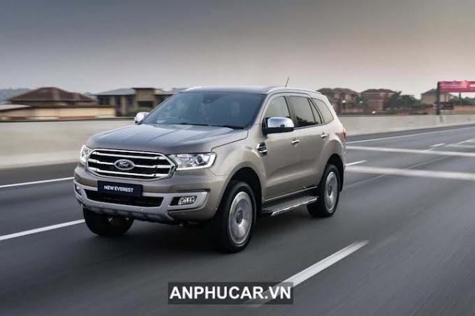 Đánh giá chi tiết Ford Everest 2020 sự cải tiến ngoạn mục