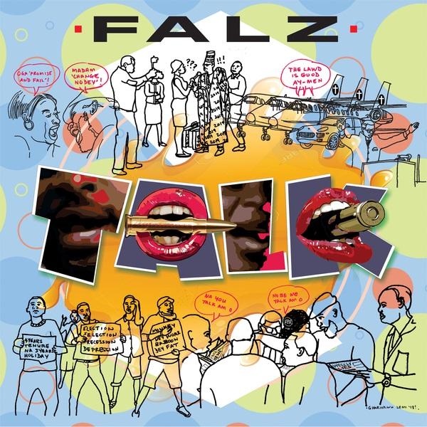 [LG Music & Video] Falz – Talk (Prod. Willis)
