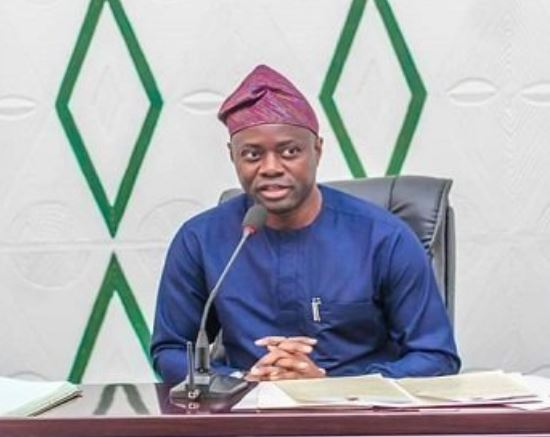 Makinde to council chairmen: you're eyes, ears of govt