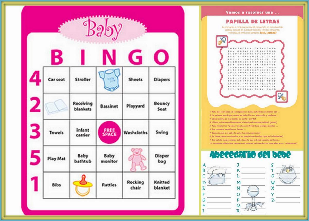 Pitanza para hoy: Cmo organizar una Fiesta de Baby Shower ...