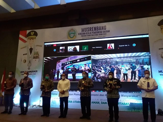 Inilah Lima OPD yang akan Dilikuidasi Gubernur Sumut