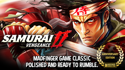 Download Game Android Gratis Samurai 2 Vengeance apk