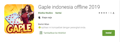 Game Gaple Android
