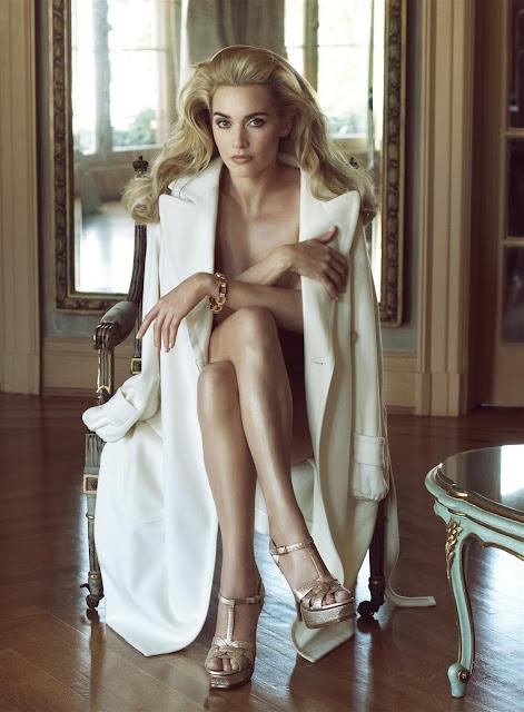 Kate Winslet Hot Legs