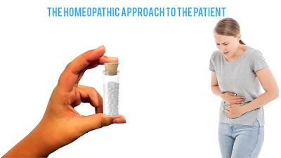 THE HOMEOPATHIC APPROACH TO THE PATIENT