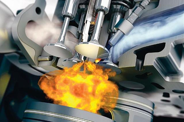 Klasifikas Ruang Bakar (Combustion Chamber) Berdasarkan Letak Valve dan Bentuk