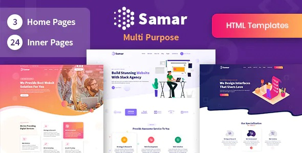 Best Creative Agency Bootstrap Template
