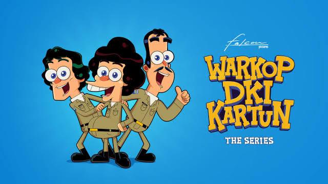 Warkop DKI Kartun The Series (2021) WEBDL