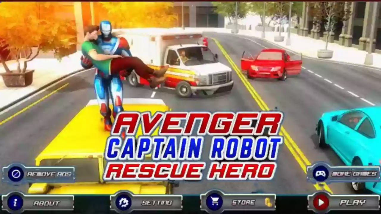 Iron Man Game for Android