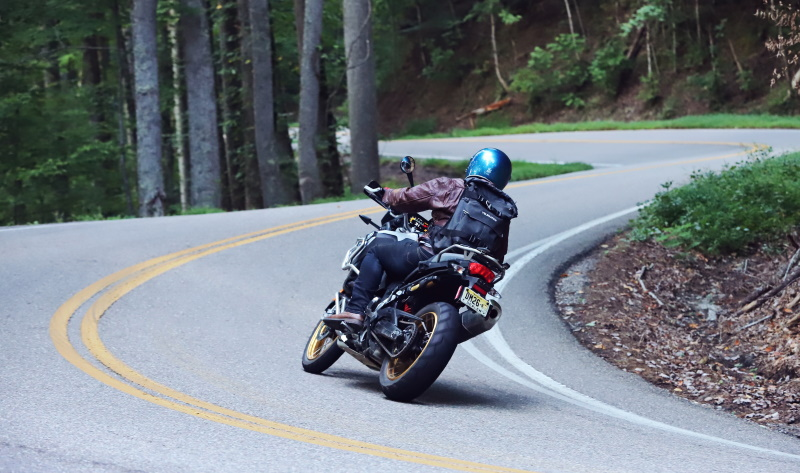 BMW Motorcycle Tour