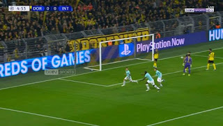 اهداف مباراة دورتموند وانتر (3-2) دوري ابطال اوروبا
