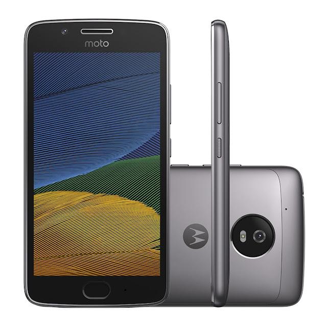 Smartphone Motorola Moto G5 32GB XT1672