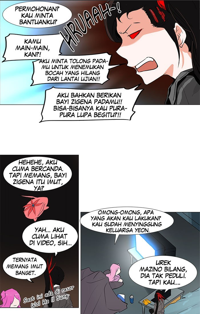 Webtoon Tower Of God Bahasa Indonesia Chapter 192