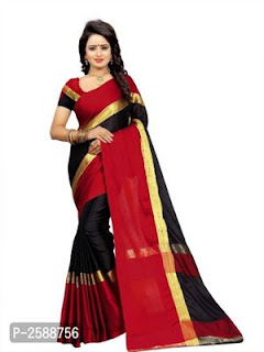 Silk Solid Sarees