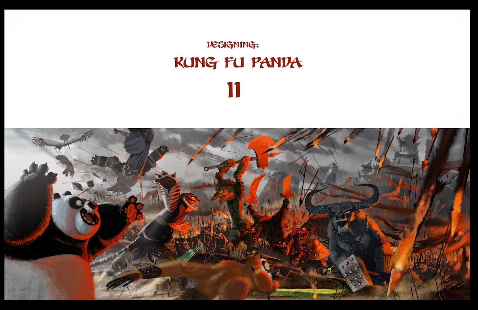 art of Kung Fu Panda 2