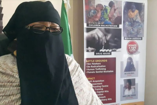 'Mama Boko Haram' re-arraigned for N65m fraud
