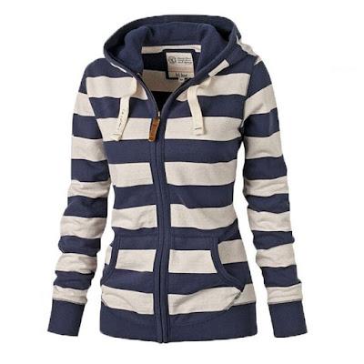 Wangscanis Striped Spring Hoodie $16 + $2 shipping