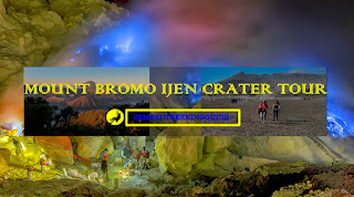 Mount Bromo Ijen Crater Tour Package 3 Days