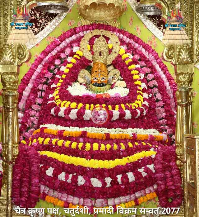 khatu shyamji daily darshan 10 april 2021