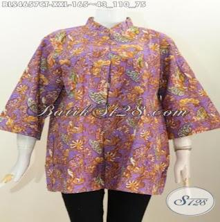 Baju Batik Wanita Buat Kerja