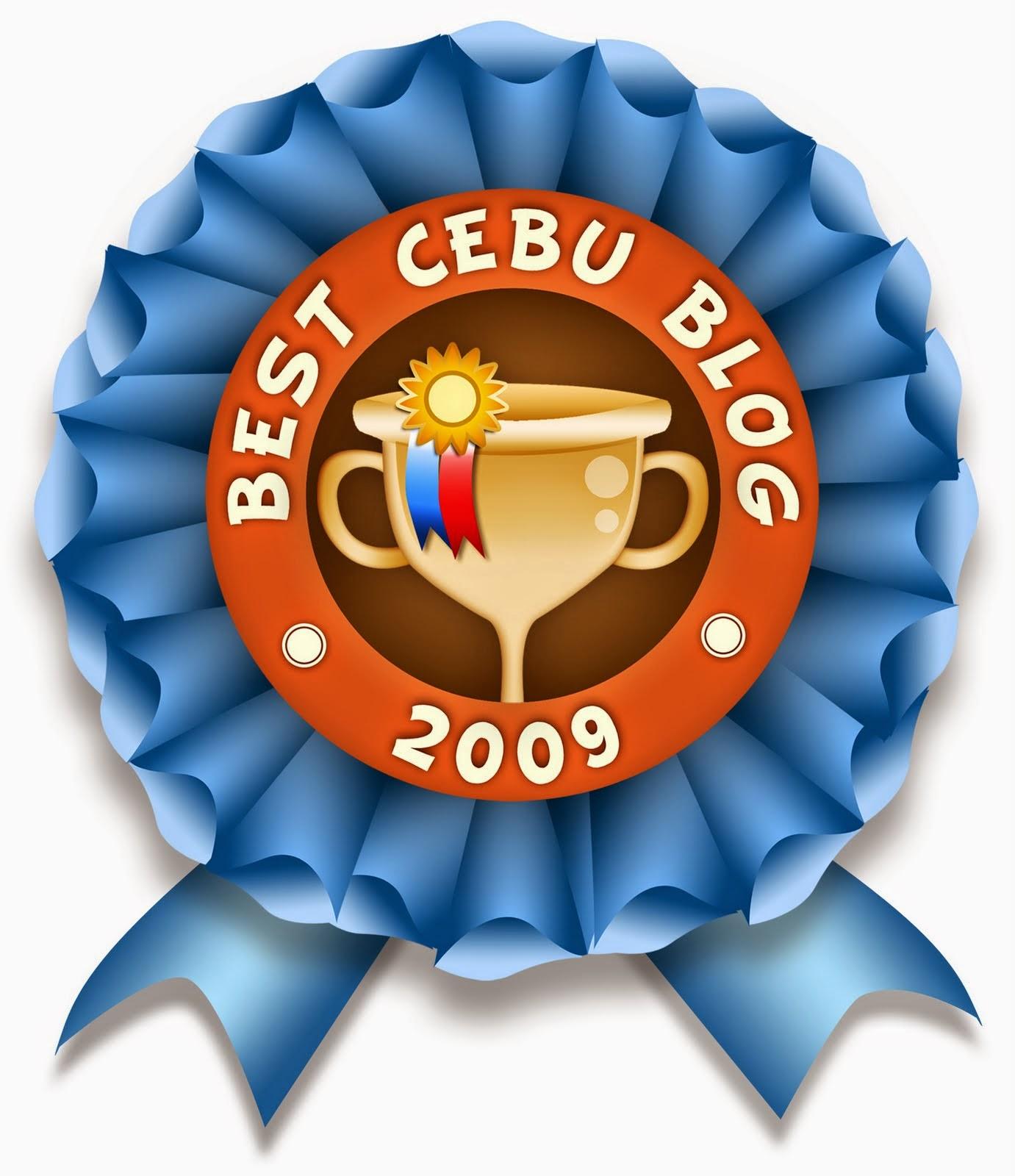BCBA 2009 Online Ribbon For Winners